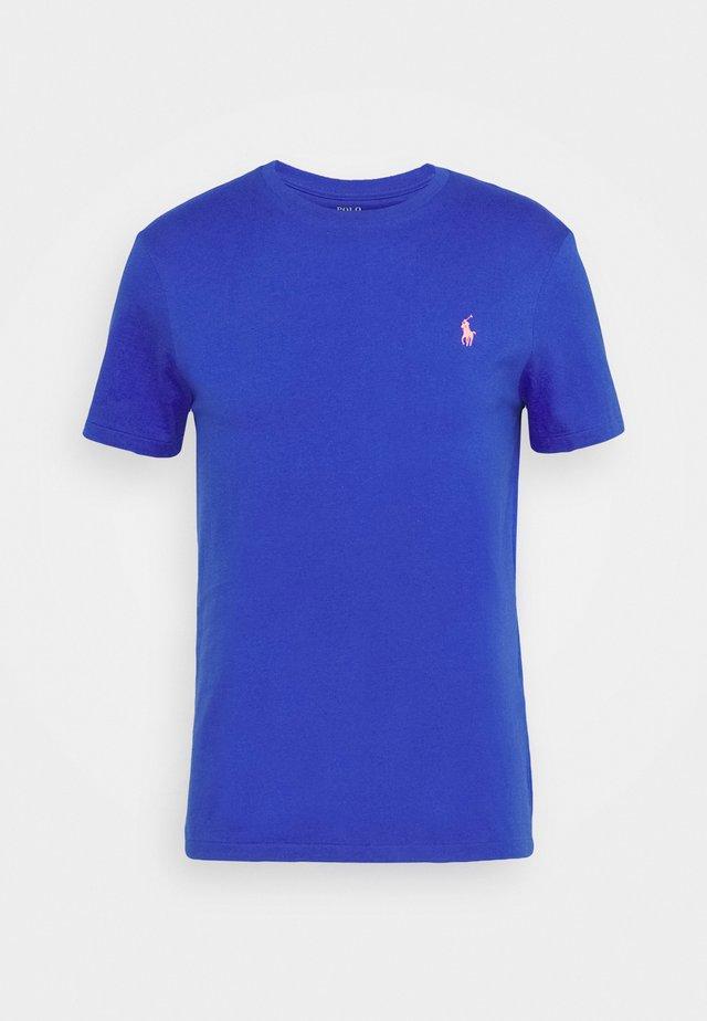 SLIM FIT - T-shirt basic - summer royal