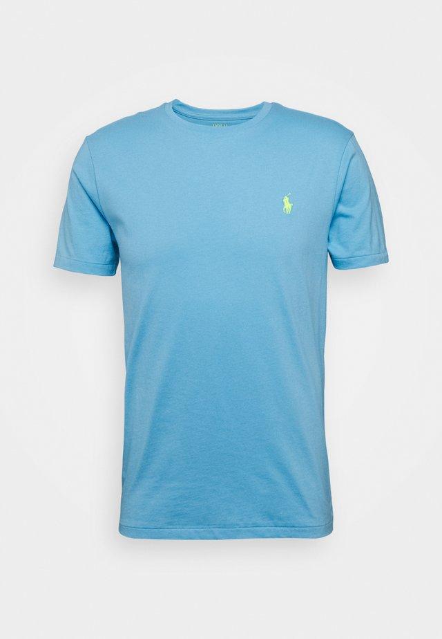 SHORT SLEEVE - T-shirt - bas - french turquoise
