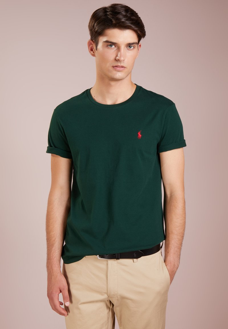 Polo Ralph Lauren - Jednoduché triko - college green