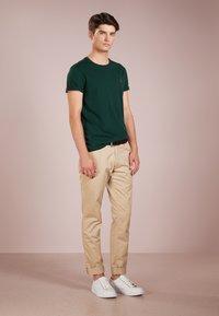 Polo Ralph Lauren - Jednoduché triko - college green - 1