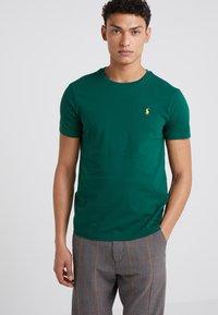 Polo Ralph Lauren - SLIM FIT - T-shirt basique - new forest - 0
