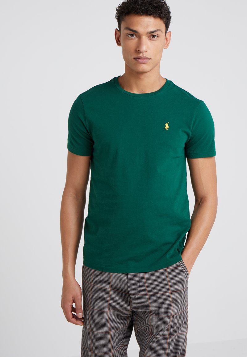 Polo Ralph Lauren - SLIM FIT - T-shirt basique - new forest