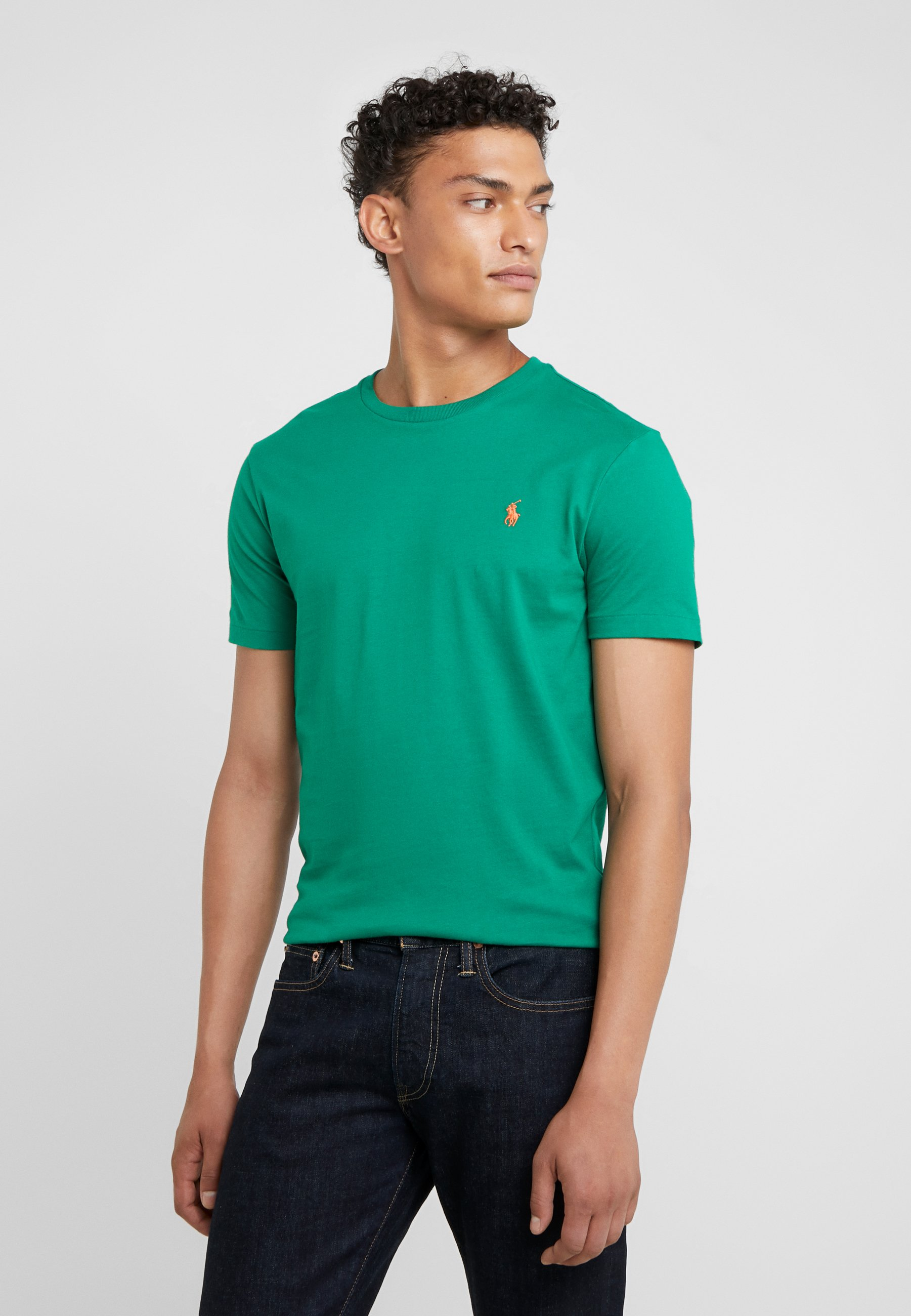 Green Ralph BasiqueJerry Lauren T Polo shirt PX0k8nZONw