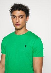 Polo Ralph Lauren - SLIM FIT - T-shirt basique - golf green - 3