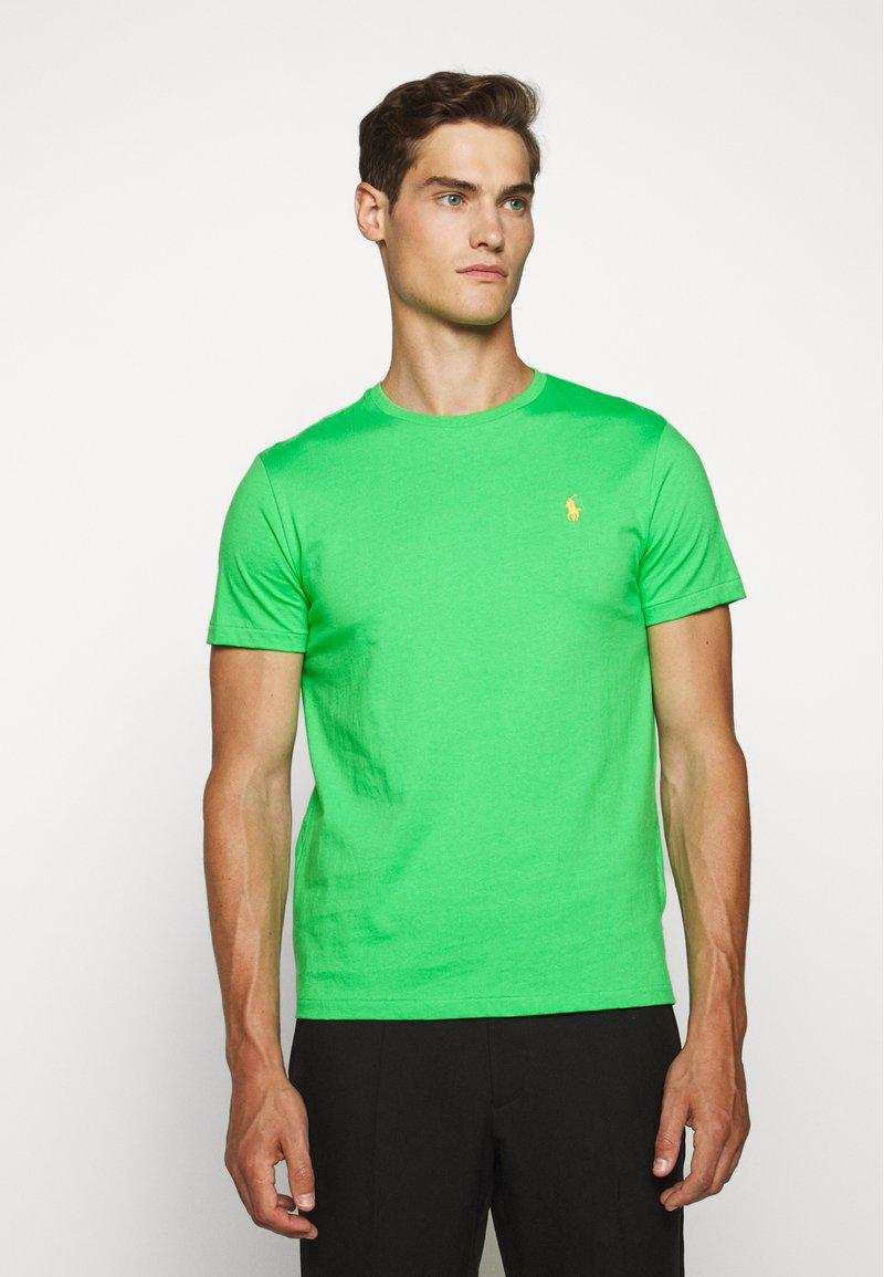 Polo Ralph Lauren - Jednoduché triko - neon green
