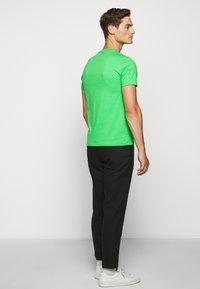 Polo Ralph Lauren - Jednoduché triko - neon green - 2