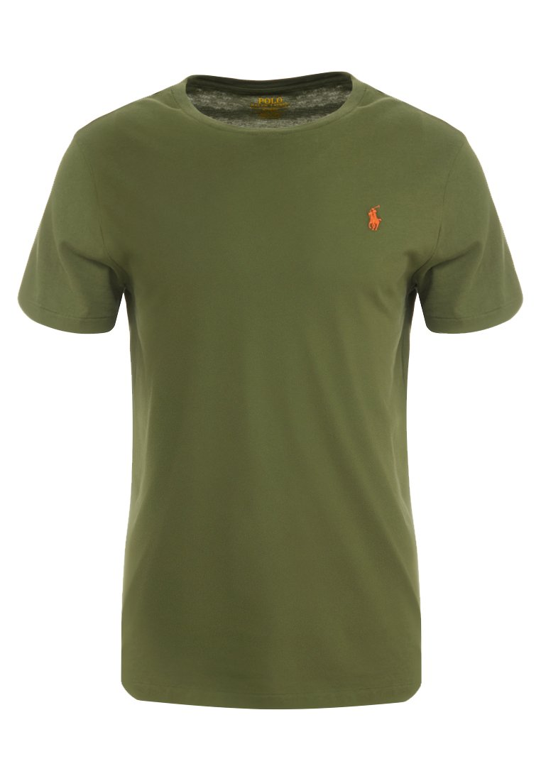 Polo Ralph Lauren Slim Fit - T-shirt Basic Supply Olive uFa7M8D
