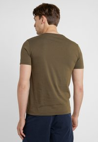 Polo Ralph Lauren - SLIM FIT - T-shirt basic - defender green