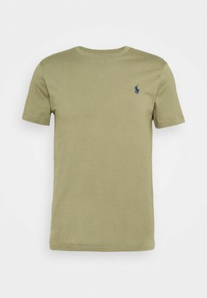 T-shirt basic - sage green