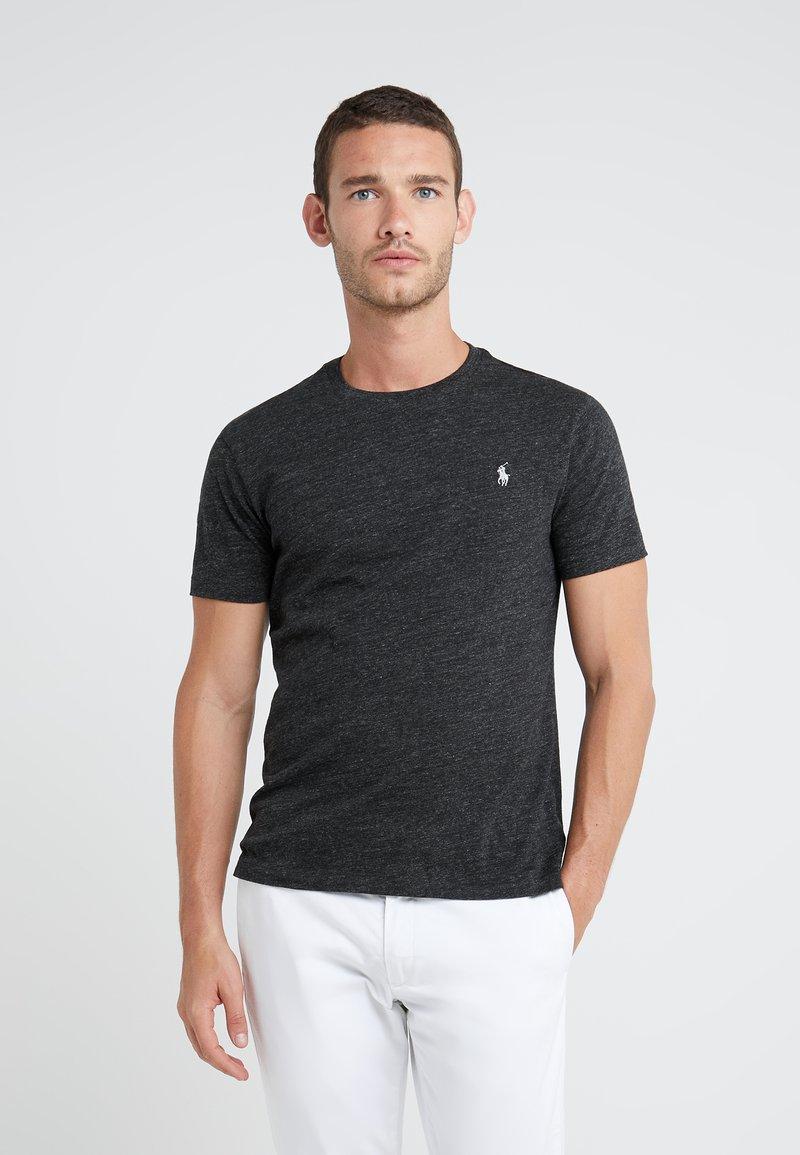 Polo Ralph Lauren - Basic T-shirt - black marl heather