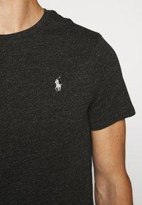 Polo Ralph Lauren - Jednoduché triko - black marl heather - 7