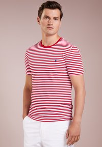 Polo Ralph Lauren - T-shirt imprimé - red/white - 0