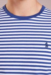 Polo Ralph Lauren - T-shirt imprimé - annapolis blue/white - 4