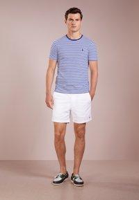 Polo Ralph Lauren - T-shirt imprimé - annapolis blue/white - 1