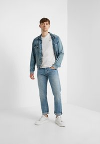 Polo Ralph Lauren - T-shirt basique - american heather - 1