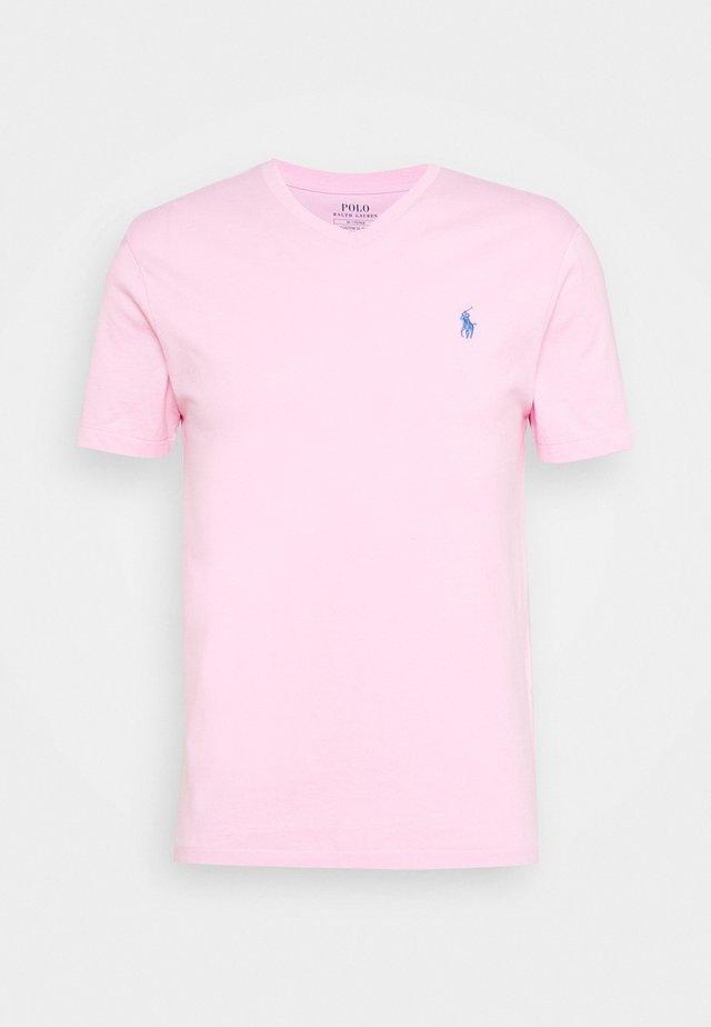 T-paita - carmel pink