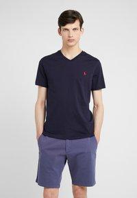 Polo Ralph Lauren - T-shirt basic - ink - 0