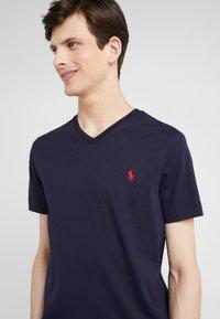 Polo Ralph Lauren - T-shirt basic - ink - 4
