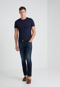 Polo Ralph Lauren - T-shirt basic - dark blue - 1