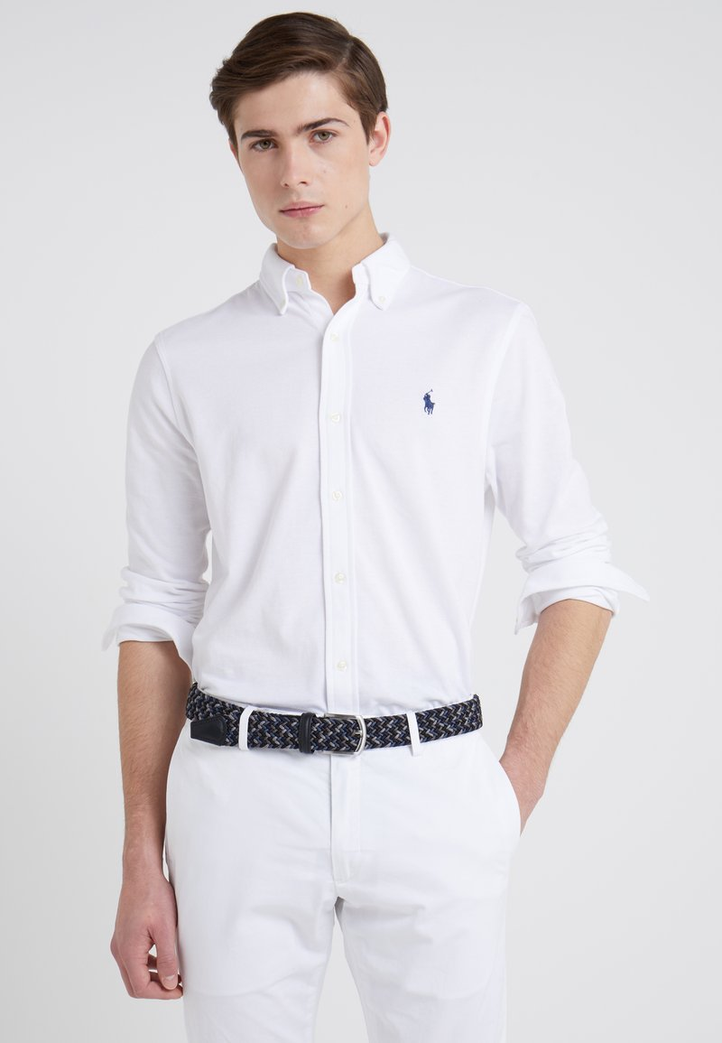 Polo Ralph Lauren - FEATHERWEIGHT  - Shirt - white