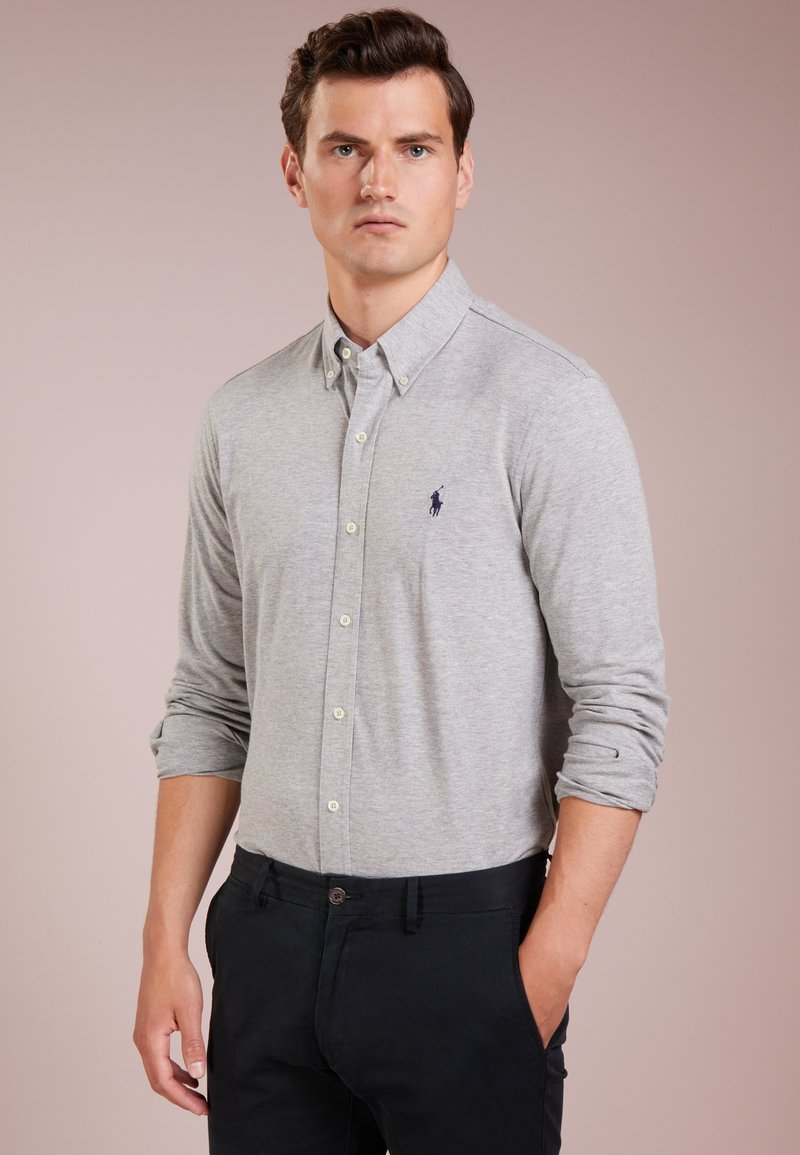 Polo Ralph Lauren - FEATHERWEIGHT  - Camisa - andover heather