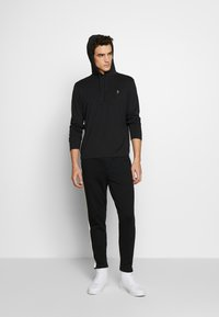 Polo Ralph Lauren - Bluza z kapturem - polo black - 1