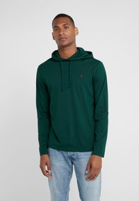 Polo Ralph Lauren - Jersey con capucha - college green - 0