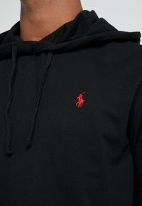 Polo Ralph Lauren - Felpa con cappuccio - black/red - 5