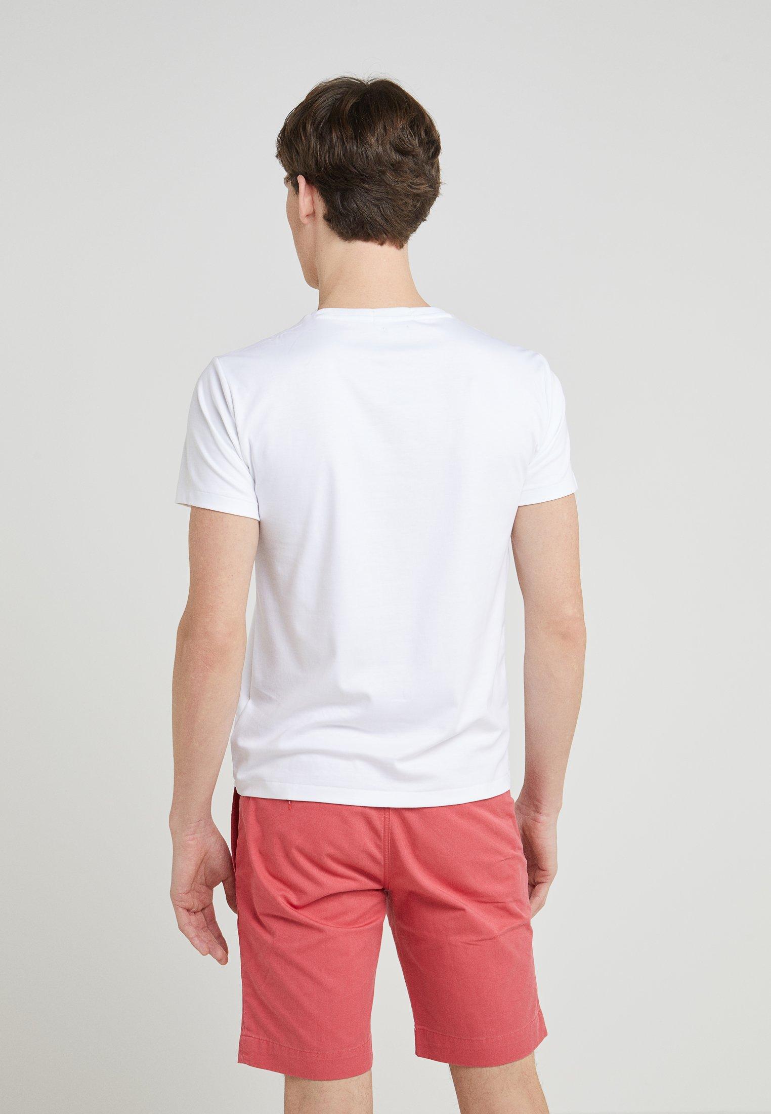 Polo Ralph shirt BasiqueWhite Lauren T USVpzM