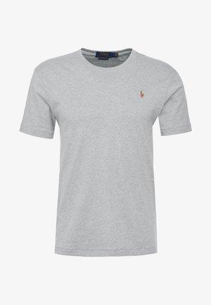 PIMA POLO-SSL-TSH - T-shirt basic - andover heather