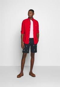 Polo Ralph Lauren - PIMA POLO-SSL-TSH - T-shirt basique - garden pink - 1