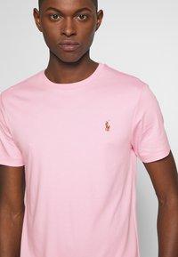 Polo Ralph Lauren - PIMA POLO-SSL-TSH - T-shirt basique - garden pink - 5