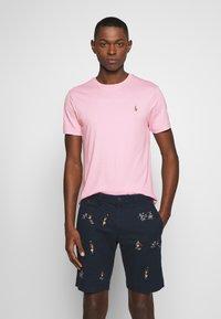 Polo Ralph Lauren - PIMA POLO-SSL-TSH - T-shirt basique - garden pink - 0