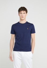 Polo Ralph Lauren - T-shirt basic - french navy - 0