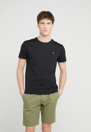 PIMA POLO-SSL-TSH - T-shirt basique - black