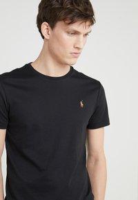 Polo Ralph Lauren - T-shirt basic - black - 4