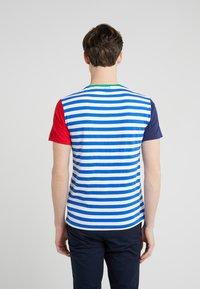 Polo Ralph Lauren - Camiseta estampada - sapphire star/multi - 2