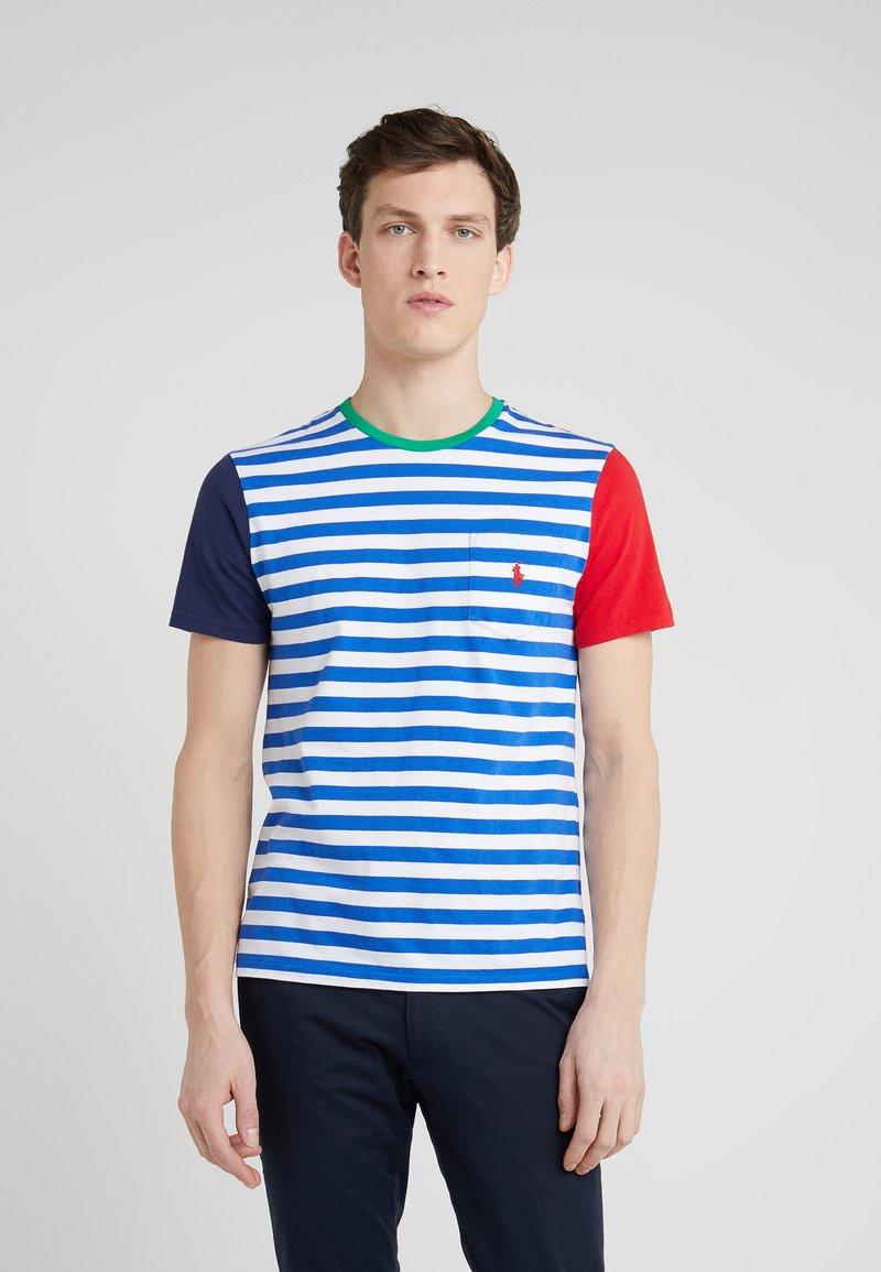 Polo Ralph Lauren - Camiseta estampada - sapphire star/multi
