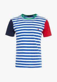 Polo Ralph Lauren - Camiseta estampada - sapphire star/multi - 3