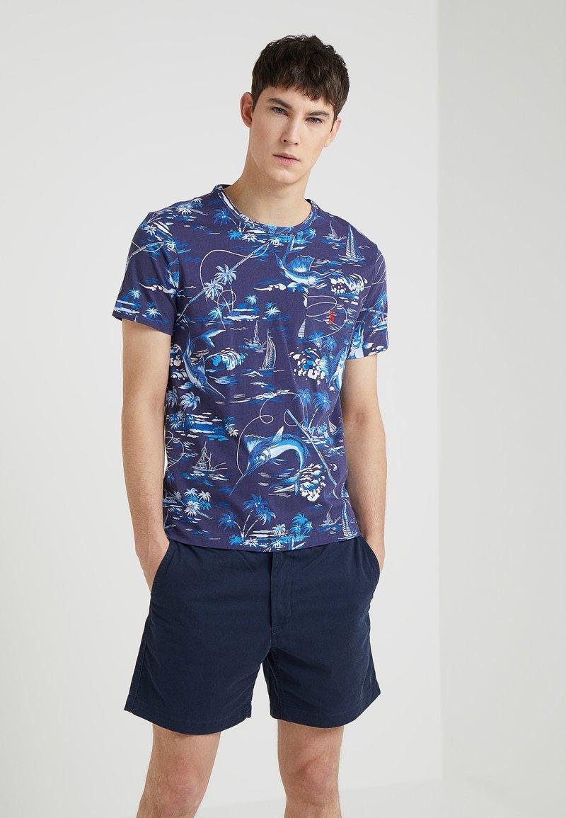 Polo Ralph Lauren - T-Shirt print - marlin blue multi