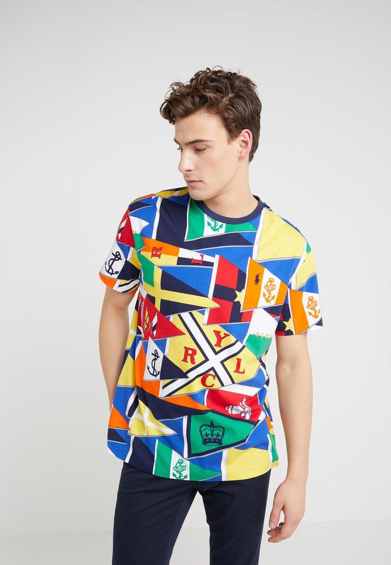 Polo Ralph Lauren - T-shirt print - blue