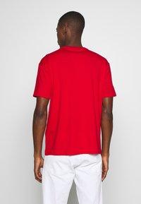 Polo Ralph Lauren - POLO SPORT - T-shirt imprimé - red - 2