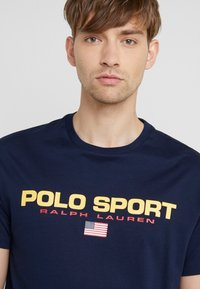 Polo Ralph Lauren - POLO SPORT - T-Shirt print - cruise navy - 3