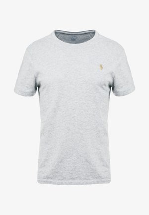 SLIM FIT - T-shirts basic - andover heather
