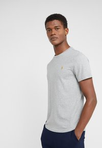 Polo Ralph Lauren - SLIM FIT - T-shirt basic - andover heather - 0