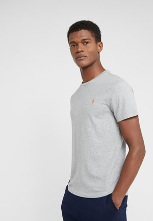 SLIM FIT - Camiseta básica - andover heather