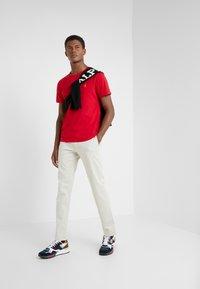 Polo Ralph Lauren - SLIM FIT - T-shirt basic - red - 1