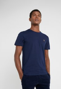 Polo Ralph Lauren - SLIM FIT - T-shirt basic - cruise navy - 0