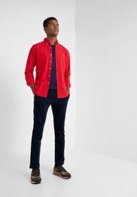 Polo Ralph Lauren - SLIM FIT - T-shirt basic - cruise navy - 1
