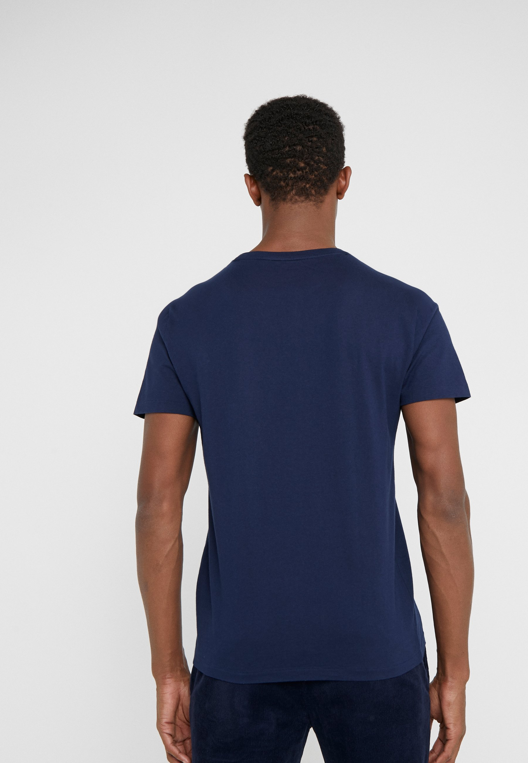 Polo Ralph Lauren Slim Fit - T-shirt Basic Cruise Navy Black Friday